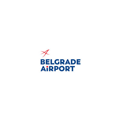 belgrade airport logo